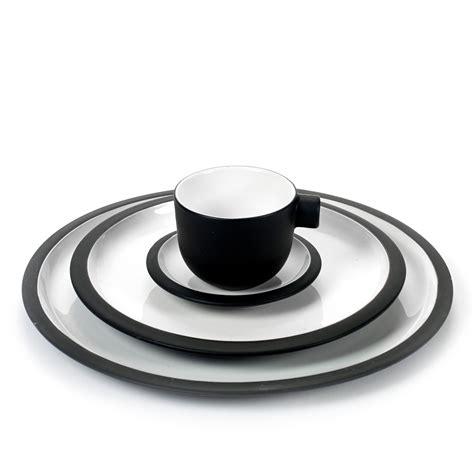Schwarzes Geschirr schwarzes geschirr matt amilton