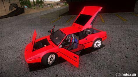 Gta San Andreas Bmw M1 E26 1979 Mod