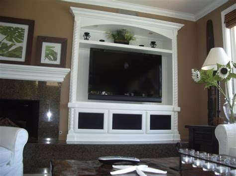 Get Your Own Custom Wall Unit. Built In Cabinets by