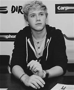 Niall Horan images Niall Horan - Black and White wallpaper ...