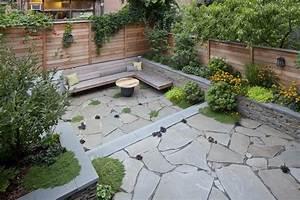 Gartengestaltung Kleine Gärten Bilder : g rten ohne rasen gartengestaltung fr kleine grten ideen ~ Lizthompson.info Haus und Dekorationen