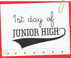 Image result for images for first day of school junior high