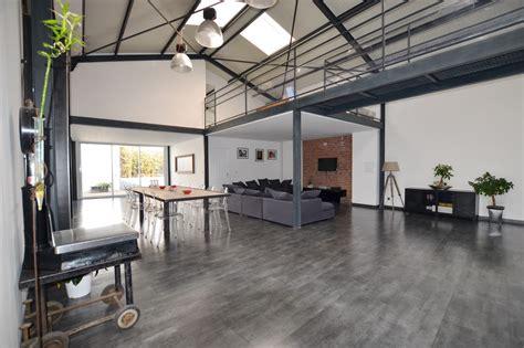 cuisine annecy béthune loft industriel avec terrasse agence ea lille