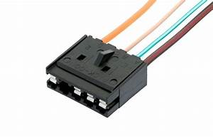 Cooling Fan Relay Connector Pigtail Wiring 85
