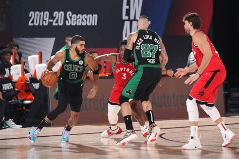 Toronto Raptors lay an egg, fall to Boston Celtics in ...