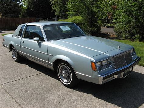 1982 Buick Regal by 1982 Buick Regal Information And Photos Momentcar