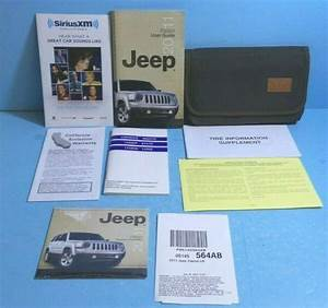 11 2011 Jeep Patriot Owners Manual  User Guide