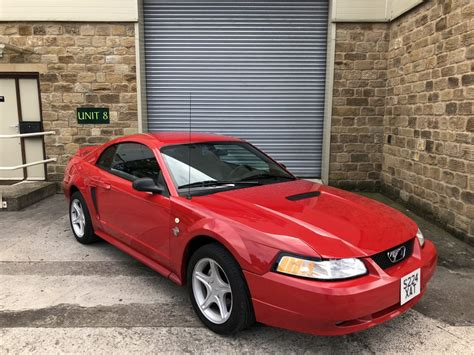 ford mustang gt   manual anniversary ace