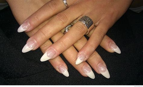 beautiful french nails