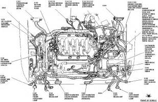 similiar 2003 ford windstar engine diagram keywords 2003 ford windstar engine diagram