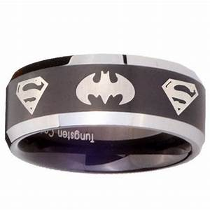 1000 images about superman batman39s bff on pinterest With superman wedding rings