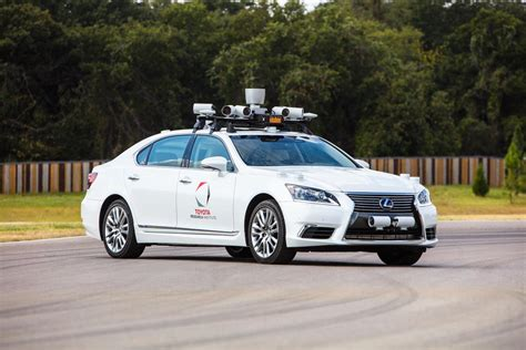 Toyota To Put Its Driverless Car Through 'extreme' Testing