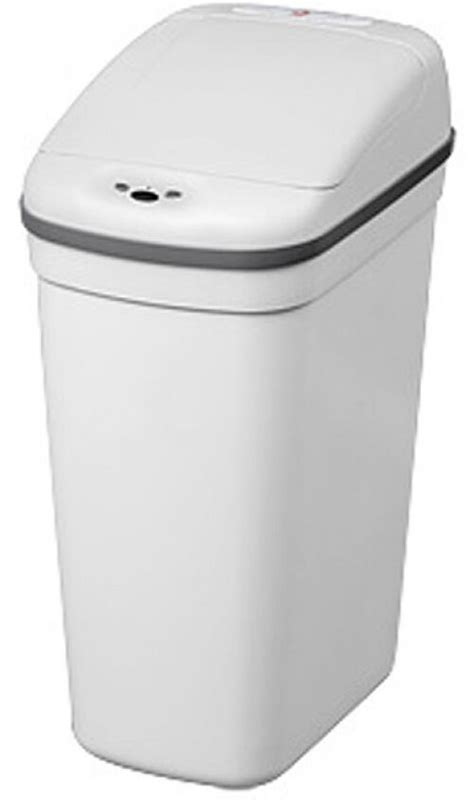 Trash Can Automatic Touchless Motion Sensor Kitchen