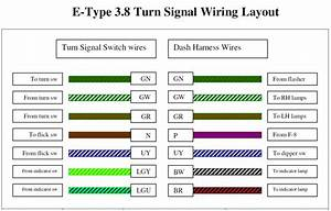 Xke S1 Turn Indicator Wiring Diagram - E-type