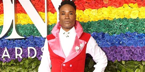 Lgbtqi Icon Billy Porter Partners With Designer Todd