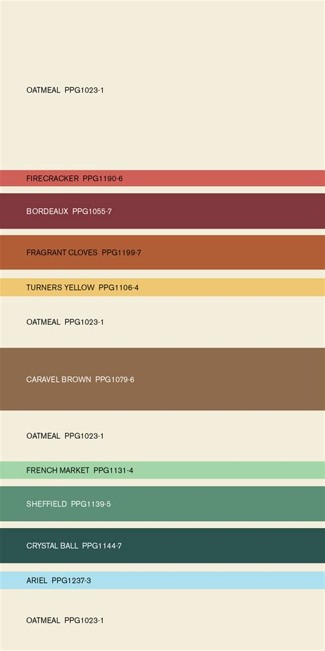 voice  color program  book   trends ppg