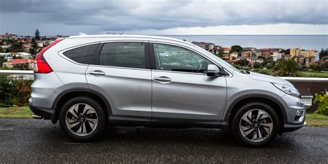 Reviews Of 2017 Honda Crv by 2017 Honda Cr V Vti L Adas Review Caradvice