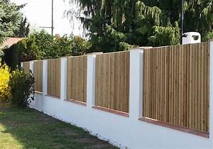 sichtschutz rhombus planungstipps With französischer balkon mit betonsäulen für gartenzaun