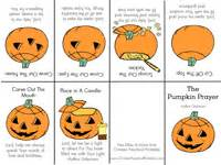 The Pumpkin Patch Parable Coloring Page by Halloween Amp Harvest Bible Printables