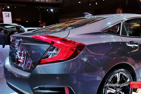 honda indonesia indonesia first impression review honda civic turbo 2016