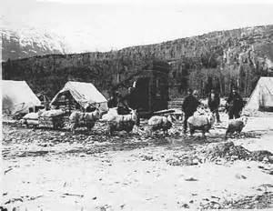 Klondike Gold Rush Alaska