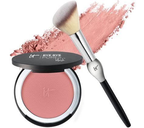 IT Cosmetics Bye Bye Pores Anti-Aging Silk Pressed Blush w