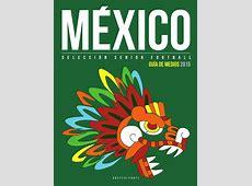 Guía de Medios Selección Senior Football México by
