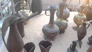 Israel, Metal, Vases, From, Pal, Bell, Others