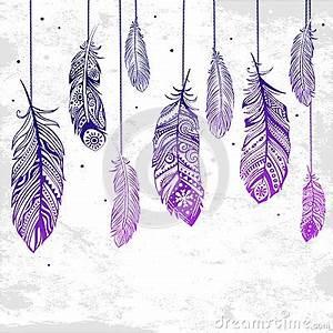 Dessin De Plume Facile : belle illustration des plumes art dessin plume fond d 39 ecran plume et tatouage plume ~ Melissatoandfro.com Idées de Décoration