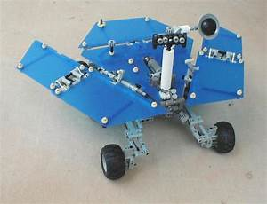 Lego Mars Exploration Rover Model