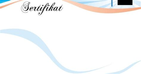 contoh sertifikat pinterest