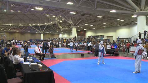 taekwondo usa hosts championships kare11 kare sports