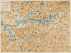 Map Battle of Amiens 1918