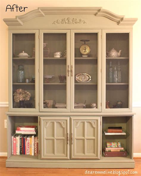 Primary Farmhouse Style China Cabinet Awesome
