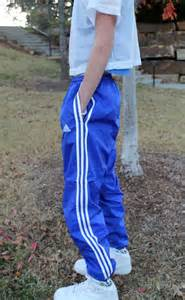 Adidas Nylon Wind Pants