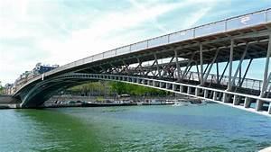 The West Side Bridges Of Paris