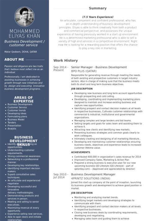 Senior Manager Resume India by Senior Manager Resume Sles Visualcv Resume Sles