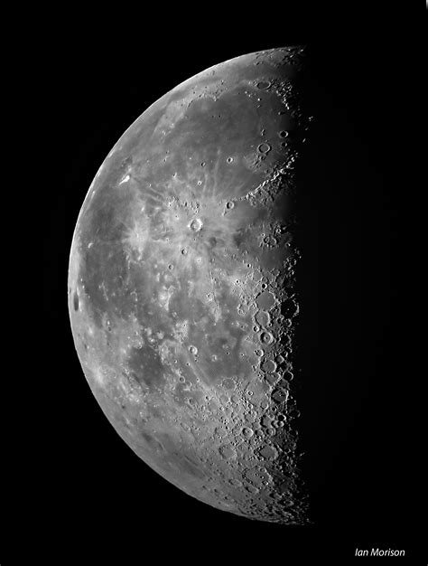 moon l the sky this month