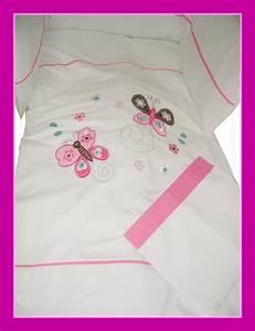 Bettwäsche Set Baby : baby bettw sche set schmetterlinge blumen herzen fuschia butterfly duvet cover ebay ~ Markanthonyermac.com Haus und Dekorationen