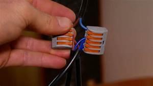 Mehrere Kabel Mit Einem Verbinden : lampe anschlie en ein kabel mehrere lampen verkabeln made by myself dein diy heimwerker blog ~ Orissabook.com Haus und Dekorationen