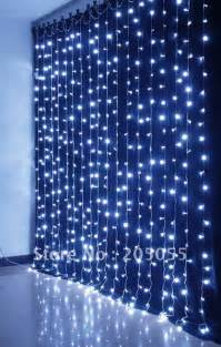 480leds chirstmas curtain light twinkle light l 3m h x 3m w waterfall water flow lights xmas