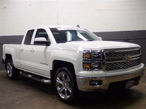 chevrolet silverado  lt double cab wd extended
