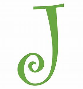 Letter j initial vinyl car decal window sticker monogram for Letter j stickers
