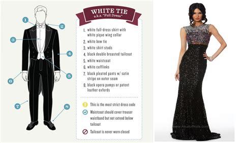 Attire For Black Tie Event Erieairfair