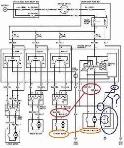Wiring Schematic 92 Honda Accord Dx