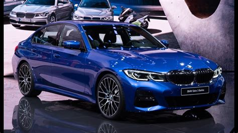 2019 Bmw Reveal by 2019 Bmw 3 Series G20 Reveal Design And Driving