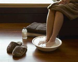 Застарелый грибок на ногте ноги