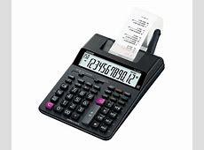 HR100RC Printing Calculators Compact Type Mini