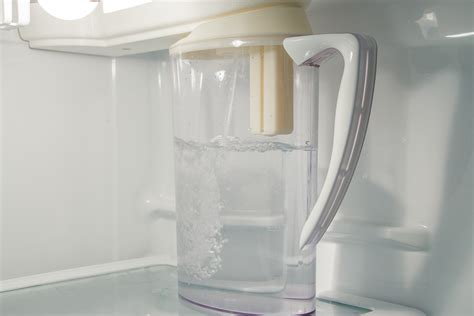 glass   full  firstbuilds autofill pitcher  automatically refills