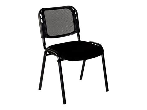 chaise visiteur officepro backmesh chaise visiteur différents coloris